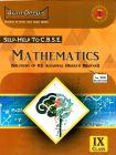 Arun Deep'S Selp-Help To Cbse  Mathematics - Class Ix