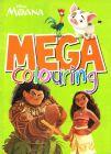 Disney Moana Mega Colouring Book
