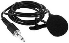 JB_3.5mm Collar Microphone For Lapel Mic Mobile, PC, Laptop, Android Smartphones, DSLR Camera (Black)