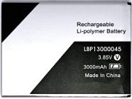 High Quality 3000 mAh Rechargeable Mobile Battery Compatible For Lava Z-61(Pack of 1)