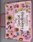 MY SPECIAL HANDBAG-PATTERN COLOURING BOOK SET OF 5