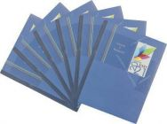 Toss 2021 B5 Diary ruled 165 Pages For Travel, Office (Multicolor) (Pack of 6)