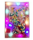 Homeoculture Unicorn Cover Notebook/Diary With Led Light & Glitter & Sequins For Birthday Return Gifts For Girls & Boys
