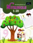 Writing Book Of Numbers 1-20