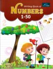 Writing Book Of Numbers 1-50