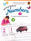 My First Writing Book Of Numbers 1-50
