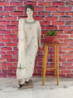 WACA Fashionable & Modish Dyeable Chanderi Suit Piece With Chikankari Embroidery for Women (Pack of 1) | (Color: Pearl White)