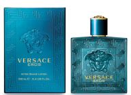 Versace Eros After Shave Lotion For Mens (Pack of 100 ML)