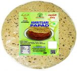 NATRAJ THE RIGHT CHOICE Spicy Masala Hand Made PAPAD AMRITSARI 250gm