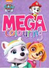 Nickelodeon Paw Patrol Mega Colouring Book