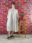 WACA Stylish & Fashionable Full Sleeves 100% Cotton Fiber Kurti With Chikankari Embroidery for Women (Pack of 1) | (Color: Pearl White)