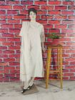 WACA Stylish & Trendy Full Sleeves Noori Unstitched Suit Piece with it comes a Lavishing Dupatta for Women's (Pack: Pack of 1)   (Color: Pearl White)