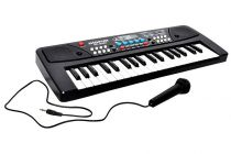 37 Keys Piano With Dc Output Mobile Charging (Usb Cable Included) And Microphone (Pack Of 1)