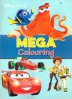 Disney Pixar Mega Colouring Book