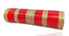 Priya Kangan Acrylic Fiber Cubic Zirconia Chuda Set For Women & Girls