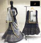 Jashikthaindustries Stylish & Fashionable Beautiful Lehenga Choli For Women's