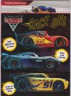 RACE ON ! Cars3 Activity Book