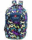 AE EXCELLENT Printed Large Laptop Backpack Bag For School and College (Capacity: 35 L)