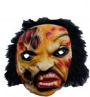 PTCMART Rubber Fancy Horror Scary Ghost Face Mask Naqaab for Halloween Parties Party Mask(Pack of 1)
