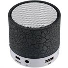 S10 Bluetooth speaker Led Bluetooth Speaker with FM/Radio | Stereo Sound Compatible with All Android, iOS & Windows Device