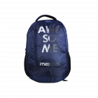 Mexico Awesome Laptop Backpack  (Navy Blue) CS Design
