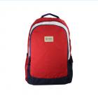 Travel Lite Backpack (Red) CS Design