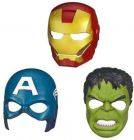 PTCMART Shape Face Mask For boys and girls Party Mask(Pack of 3)