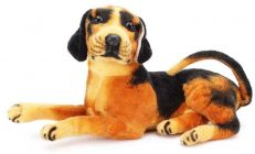 Cute Sitting Dog Stuffed Soft Plush Toy (35-Cm) Perfect Gift For Your Little Ones (Pack Of 1)