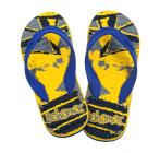 Bahamas Comfort And Regular Fit, Durability Flip Flops For Men (BHG-28) (Yellow)