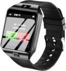 Luxurious Smart Watch Black Smartwatch (Black Strap) | (Regular)