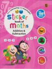 STICKER BOOK OF MATHS (ADDITION AND SUBTRACTION)