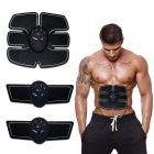 CYALERVA Wireless Electro Pad Portable Tummy Flatter For Men & Women (Black)