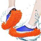 VRENTERPRISE Washable Shoe Type Dust Mop (Pack of 1)