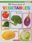 BIG BOARD BOOK OF VEGETABLES