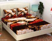 VINODTRADERS Elite Versatile Stylish Bedsheets   Pack of 1