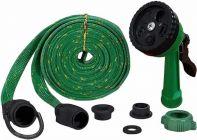 Multifunctional Water Pipe Green 10 Meter Tough High Impact Molded Body