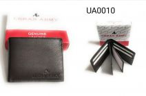 Leather Stylish Wallet | Card Holder & Coin Purse With New Design For Men (Black)