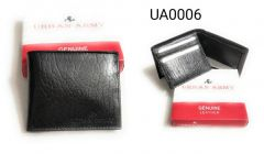 Comfortable Leather Wallet | Card Holder & Coin Stylish Purse With New Design For Men (Black)