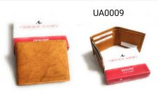 Stylish Comfortable Leather Wallet | Card Holder & Coin Purse With New Design For Men (Tan)