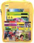 YadavEnterprises Stationary Kit for Children Drawing Book, Sketch Pen, Oil Pastel, Eraser, Crayons, Notebook, Scale, Sharpener, Octane Colour Burst Pen, Mechanical Pencil, Octane Ball Pen, Scrapbook With Bag