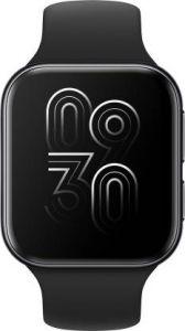 Oppo OW19W6 Smart Watch, 41mm | 4.06 CM Display (Black)
