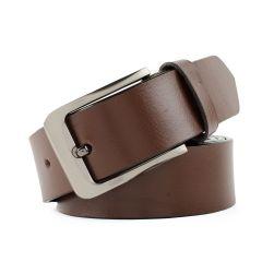 Winsome Deal Leather Formal Stylish Belt For Men's Black Pack of 1