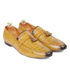 BXXY Men's Formal Pu Leather Loafer & Moccasins Comfortable Shoes (Pack of 1)