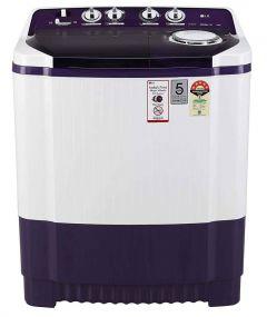 LG 5 Star Semi-Automatic Top Loading Washing Machine (Weight: 8 Kg) (P8035Spmz, Collar Scrubber)