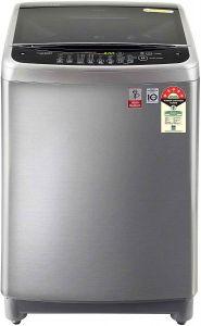 LG 8.0 Kg Capacity 5 Star Smart Inverter Fully-Automatic Top Loading Washing Machine (T80Sjss1Z, Jet Spray)
