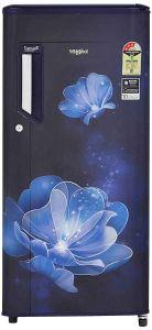 Whirlpool 190 L 3 Star Direct-Cool Single Door Refrigerator (205 Impowercool Prm 3S Sapphire Radiance-E)