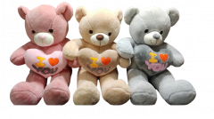 Shree Sai Durga Dhoom Toys | Cute and Soft Big Teddy Bear for Kids | Best Gift For Girls | Teddy Bear | Size - 80 cm | (Multi-Color) (Pack of 1)