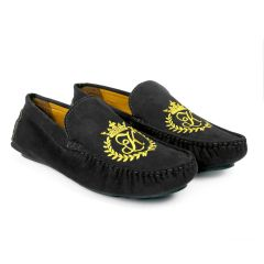 Brand: Bxxy Men's Casual Suede Material Driving & Loafers Shoes