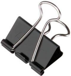 Sdi 0225 25 Material Binder cilp  (Set of 12 | Black)
