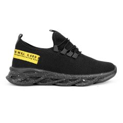 Bxxy Men's Casual Mesh Material Sports Shoes With Comfortable Pvc Soles